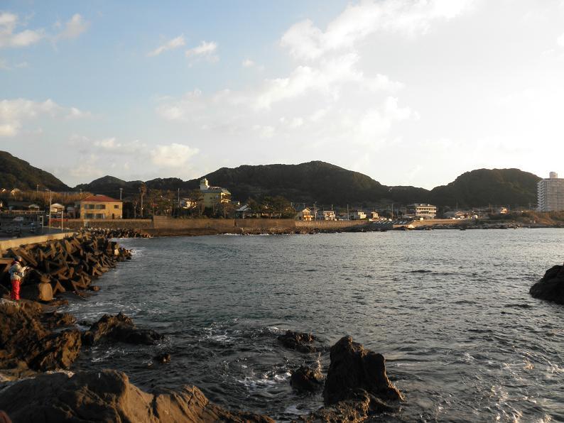 20130210江見漁港3