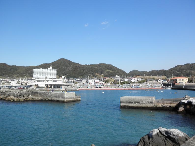 20130210江見漁港6