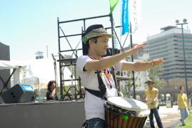 ドラムサークル1