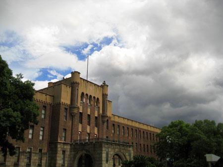 大阪市立博物館 戦争遺跡