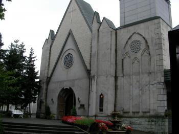 神楽岡セント・ポール教会