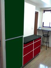 グリーン家具2