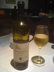 湯楽 白ワイン