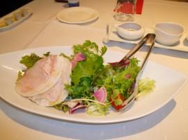 湯楽 サラダ