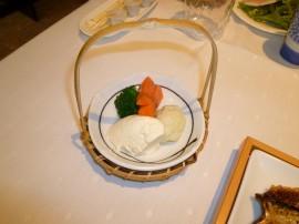 湯楽 豆腐