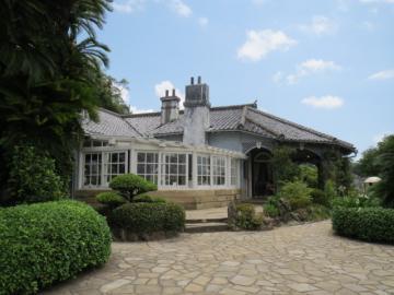 重要文化財 旧グラバー住宅