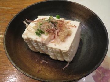 福田さんのぷりん豆腐 350円(福田さんは同じく芦屋町の豆腐店です)