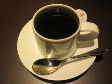 おんどるホットコーヒー 500円