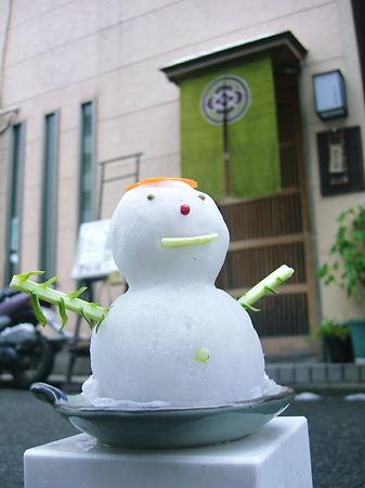 雪だるま【あそび亭】案内♪
