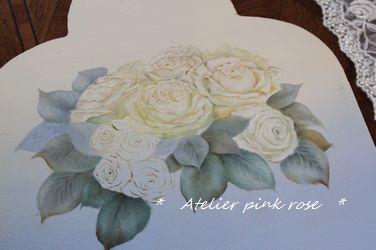 18白い薔薇