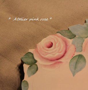 3.23ピンクの薔薇