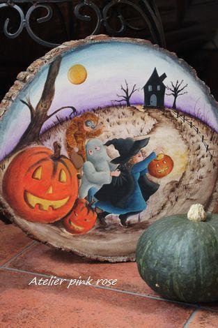 10.1ヘレンバリックとかぼちゃ