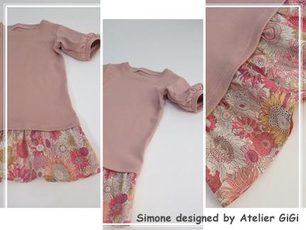 simone pink