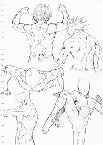 筋肉練習2