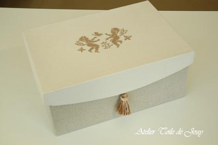 鎌田さんの箱