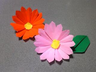 折り紙 ガーベラ