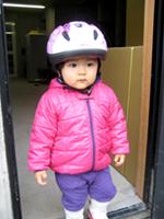 BELL「ベル ズーム」 子供用ヘルメット