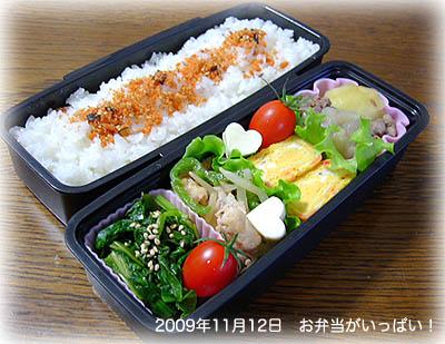 091112お弁当1