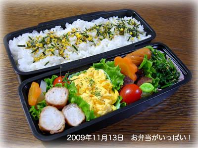 091113お弁当1