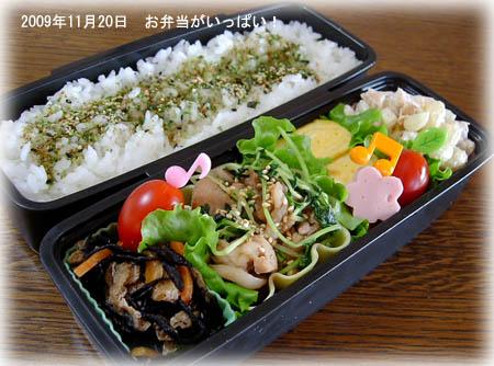 091120お弁当1