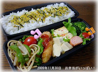 091130お弁当1