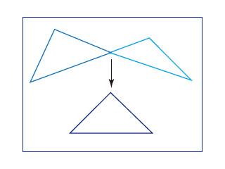 ポイント三角