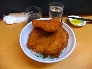 とんかつ太郎のカツ丼