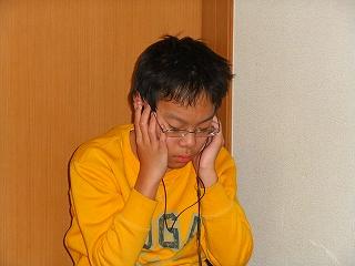 神田川を愛する小学生