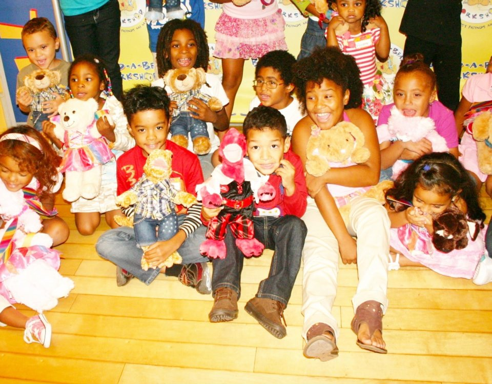 kai teddy bear workshop 2011
