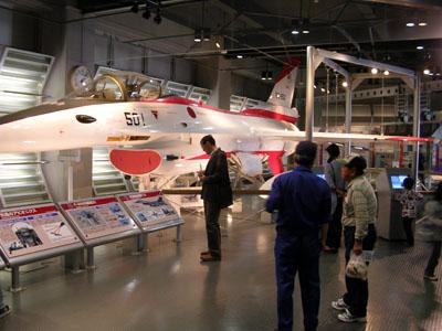 091128航空自衛隊浜松広報館(エアーパーク) (2)
