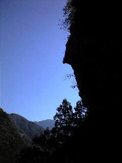 中津渓谷 11