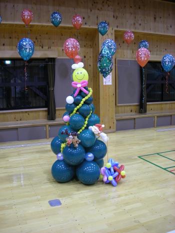 新城市育成会クリスマス会2009
