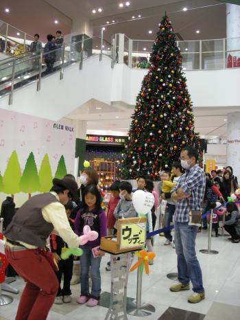 プレ葉ウォーク-20091212-2