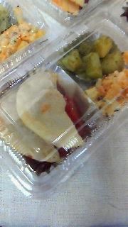 今日のお惣菜パック