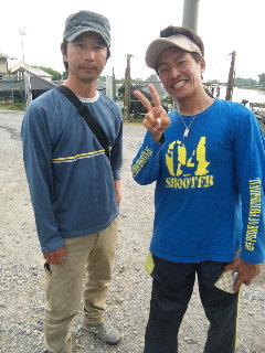 琵琶湖テスト2