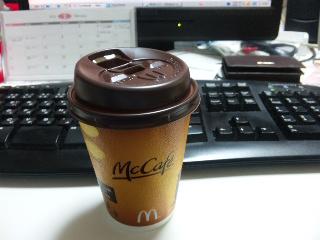 マクドコーヒー