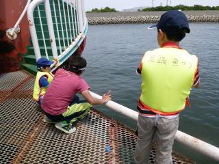 釣りを科学するプログラム4