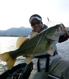 琵琶湖バス2
