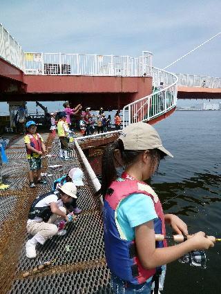釣りを科学するプログラム3