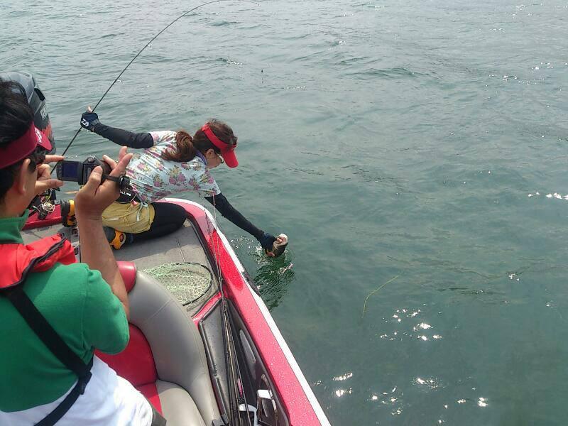 琵琶湖テスト4