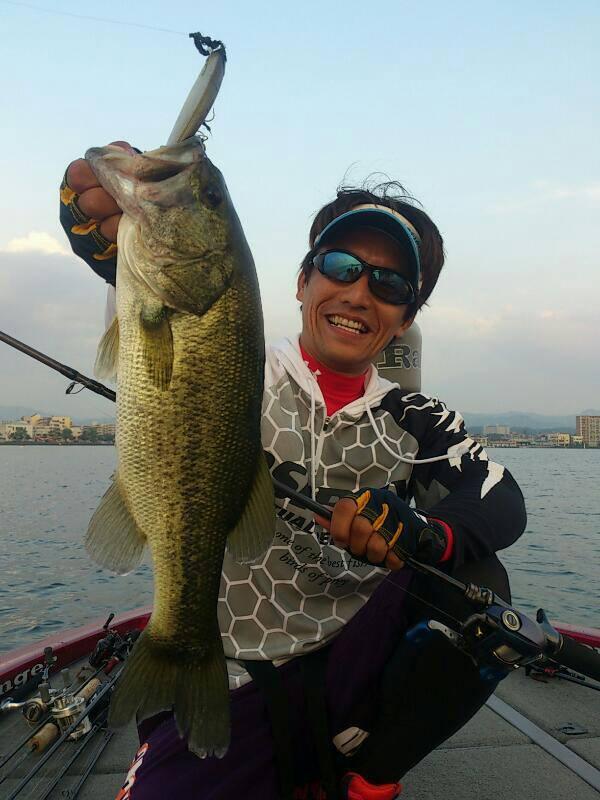 琵琶湖テスト6
