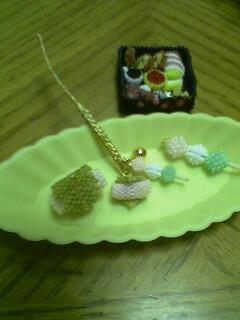 お節 桜餅