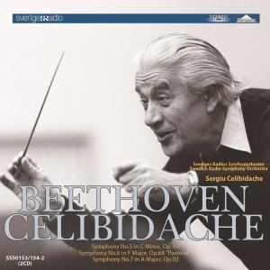 Sergiu Celibidache Beethoven - Symphony-No-5-No-7