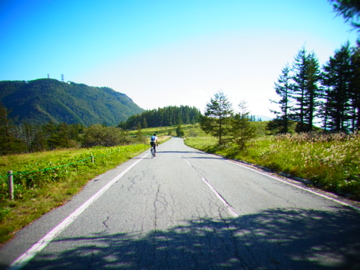 美ヶ原サイクリング(その1)12