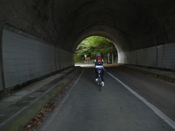 昇仙峡紅葉サイクリング23