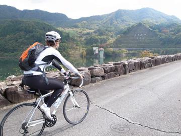 昇仙峡紅葉サイクリング20
