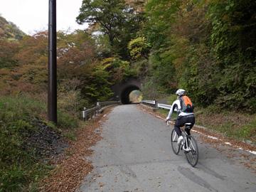 昇仙峡紅葉サイクリング26