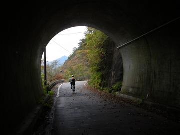 昇仙峡紅葉サイクリング28