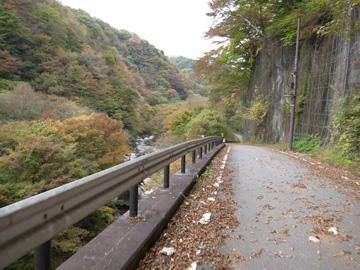 昇仙峡紅葉サイクリング29