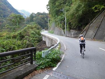 昇仙峡紅葉サイクリング24